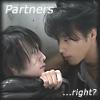 quatorze: (partners - right?)