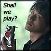 quatorze: from Kamen Rider Kabuto (Shall we play?)
