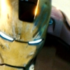 truthiness_aura: Shot of the Mark III armor from the 2008 Iron Man movie. (Iron Man Movie)