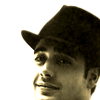 spyridona: jdm in a hat (Default)