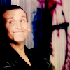 skygiants: the Ninth Doctor leaning smugly back against the wall (ayup)