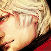 highways: [Art of Dante from Devil May Cry, such a close up you can tell he forgot to shave.] (DEVIL MAY CRY ☌ kirisute gomen)
