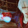 highways: [Nero from Devil May Cry grimaces, raising his fist.] (DEVIL MAY CRY ☌ unrepentant)