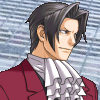 truthsnomiracle: Edgeworth glares ahead with a confident, almost cruel smirk. (The trap is sprung, I have you now)