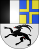 pne: The coat of arms of the Swiss canton of Graubünden. (Graubünden)