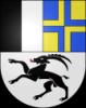 pne: The coat of arms of the Swiss canton of Graubünden. (Graubünden)