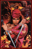 elektra: (red elektra graphic)