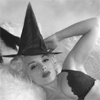 tadeusz: (Pin Up - Witch Marilyn)