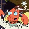 tadeusz: (Futurama - Zoidberg Pretty)