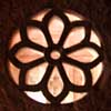 gillaan: Flower shaped stone lattice in Mugul tomb (Default)
