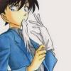 subarukun: (Shinichi with KID gloves)