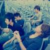 anafase: (arashi group rest)