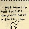 puchuupoet: (stories > shitty job)