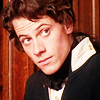 wontturntofoam: a man looking up, a little incredulously (lol oh really?)