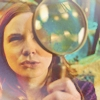 mari_mac1109: Amy with magnifying glass (pic#2118846)