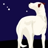 my_daroga: Sirius from Diana Wynne Jones' Dogsbody. Based on my dog. (dog)