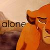 kyva: (alone)