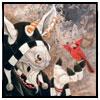 fyrdrakken: (Unicorn and Cardinal)