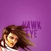 deense: (comics: YA: hawkeye)
