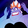 deense: (disney: ursula MAD WITH POWER)