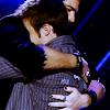 vae: (glam: kradam: hug it out)
