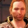 birdhousesoul: Anders is smirking. (smirk)