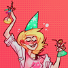 daeseage: (wizard party time)