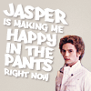 deanandsam: (Jasper - Pants)