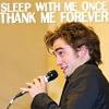 deanandsam: (Rob - Sleep with me once)