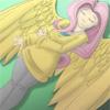 kindestpegasus: (Spreading her wings)