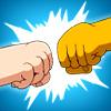 retsuko: finn & jake's fist bump of awesome (fist bump!)