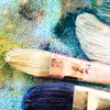 summerwrimo: (brushes)