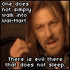 inlovewithwords: (Wal-Mart, Mordor)