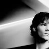 wild_dreamer: (SPN - b&w emo!Sam)