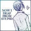wild_dreamer: (Yuki - deaf from stupid)