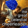 sivaroobini: (THE GREAT CELESTIAL CHEERLEADER)