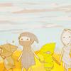 daeseage: (four exiles)