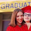 girlflesh: (GW. Enid/Rebecca. Graduation.)
