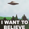 hl: X-Files' I WANT TO BELIEVE poster (iwanttobelieve)