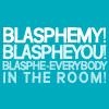 scriptamanet: (I scream for blasphemy)