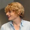 drew_in_blue: (Smile in Profile)