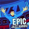 zinaya: (epic jazz hands)