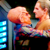 pollyanna: DS9 Odo and Quark like each other really (DS9 Odd Couple)