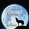dianamoon: Howling at the moon (Moon)