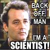 catintheattic: (I'm a SCIENTIST)