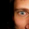jeffaplus: A closeup photo of my eye. (My eye!)