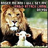 emeralddarkness: (attack lamb)
