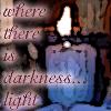 devohoneybee: (where there is darkness)