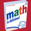 "sylleptic: A Life cereal box that instead says ""math is delicious"".  (From Questionable Content webcomic.) (science; math; Questionable Content)"