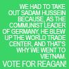 veleda_k: (Vote for Reagan)